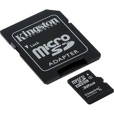 Samsung NX2000 Digital Camera Memory Card 32GB microSDHC Memory Card with SD Adapter