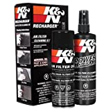 K&N Filters 99-5000 Aerosol Recharger Filter Care Service Kit