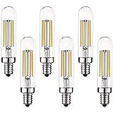 Luxrite Vintage E12 LED Bulb 60W Equivalent, T6