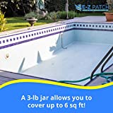 E-Z Patch 3 Pool Tile Glue for Repairs - Color