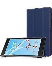 "Xinda Lenovo Tab 7/Tab 4 7 (tb-7504 F/tb-7504 N/tb-7504 X) 7 ""funda – Ultra delgado ligero inteligente Carcasa Soporte Funda para Lenovo Tab 7/Tab 4 7"" 2017 liberación,"