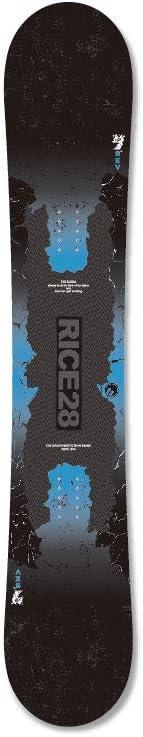 19-20 RICE28 RT7 アールティーセブン ライス28 スノーボード グラトリ オールラウンド 板 150cm