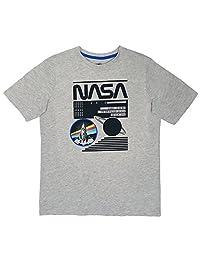 "NASA - Boy's ""Outer Space Adventure"" Short Sleeve T-Shirt"