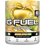 G Fuel Golden Apple Pear Tub (40 Servings) Elite Energy and Endurance Formula Net WT 9.8 oz