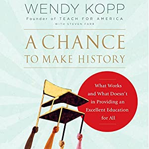 A Chance to Make History Audiobook