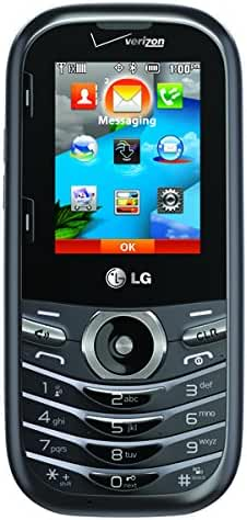 LG Cosmos 3 Prepaid Phone (Verizon Wireless)