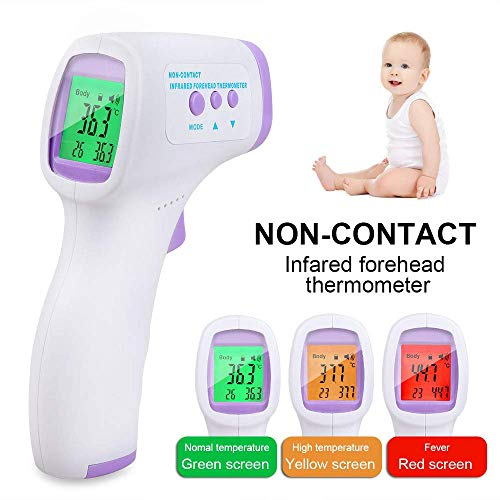 Non-Contact Infraredehead Thermometer with