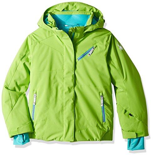 Spyder Girl's Lola Ski Jacket, Fresh, Size 12