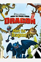 How to Train Your Dragon: Meet the Dragons (I Can Read Book 2) Kindle Edition