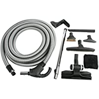Cen-Tec Systems 92718 Central Vacuum Low Voltage Attachment Kit with Switch Control 30 Hose