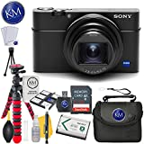 Sony Cyber-shot DSC-RX100 VI Digital Camera + 32GB Memory + Essential Photo Bundle