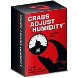 Vampire Squid Cards Crabs Adjust Humidity - Vol One