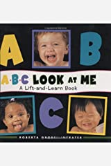 ABC Look at Me! A Lift-and-Learn Book Hardcover