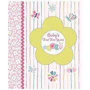 Baby's First Five Years - Keepsake Memory Book (Pink)