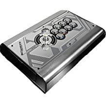 Qanba Q2 LED Silver Ps3/pc Arcade Joystick (Fightstick)