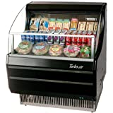 TOM30SB 28 Open Display Merchandiser with Modern