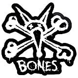 Bones wheels Skateboard Sticker - Vato Stacked LRG - 13cm Wide - Brand New sk8
