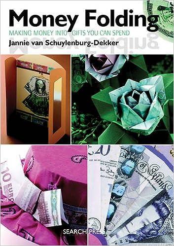 25 Money Origami Tutorials | 3D Dollar Bill Crafts | 499x353