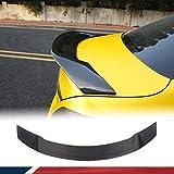 JC SPORTLINE W205 CF Rear Tail Lip, fits for