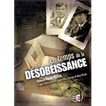The time of disobedience [DVD] (2006) Lamotte, Martin Russo, Daniel