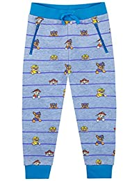Paw Patrol Boys Chase Marshall and Rubble Sweatpants