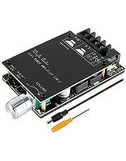 Bluetooth versterker module HiFi Stereo - 2-kanaals audio versterker board TPA3116D2 Mini digitale eindversterker printplaat klasse D 2X50W 5V-24V