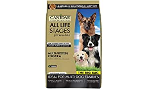 Canidae All Life Stages Dog Dry Food Chicken, Turkey, Lamb & Fish Meals Formula