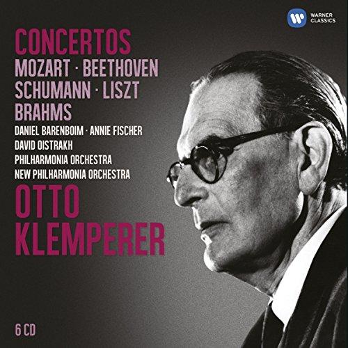 Otto Klemperer - Concertos (Boxed Set, 6PC)