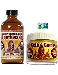 Happy Teeth & Gum KIT Organic/nonGMO Happy Teeth & Gum...