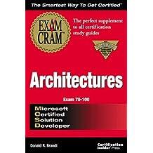 MCSD Architectures Exam Cram (Exam Cram (Coriolis Books)) by Certification Insider Press (1999-10-06)