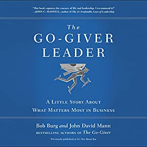 The Go-Giver Leader Audiobook
