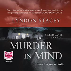 Murder in Mind Audiobook
