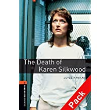 Oxford Bookworms Library: Death of Karen Silkwood Audio Pack: Level 2: 700-Word Vocabulary (Oxford Bookworms Library:True Stories: Level 2)