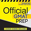 Official GMAT Prep Audiobook by  Official Test Prep Content Team Narrated by Danielle Fornes