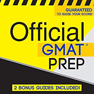 Official GMAT Prep Audiobook