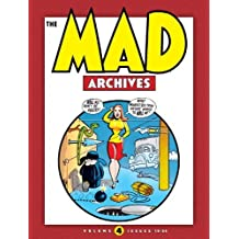 Mad Archives Volume 4 HC: 19-24 by Various (2012) Hardcover