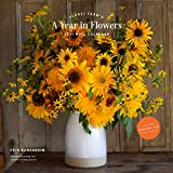 Floret Farm's A Year in Flowers 2021 Wall