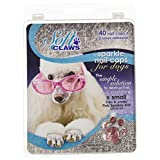Soft Claws Canine Nail Caps, X-Small, Pink