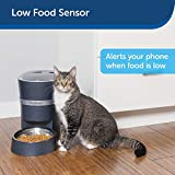 PetSafe Smart Feed 2nd Generation Automatic Dog and Cat Feeder, Smartphone, 24-Cups, Wi-Fi Enabled App for iPhone and Android, Works with Alexa