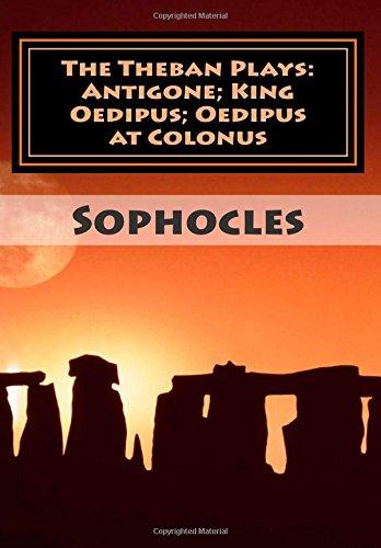 Download The Theban Plays Antigone King Oedipus Oedipus At
