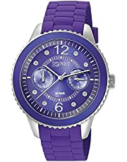 Esprit Damen-Armbanduhr marin 68 Analog Silikon A.ES105332006