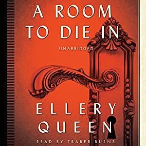 A Room to Die In Audiobook