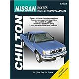 Nissan Pick-up, Xterra & Pathfinder 1998-2004