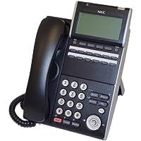 NEC ITL-12D-1 (BK) - DT730 - 12 Button Display IP Phone Black Stock# 690002