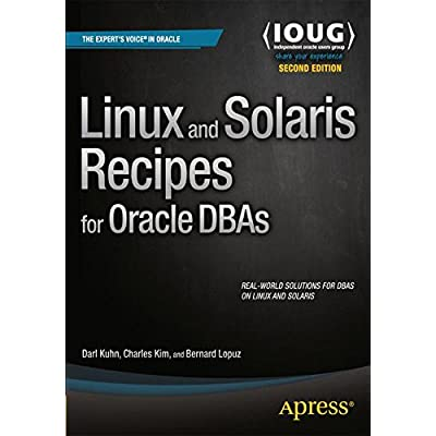 Linux And Solaris Recipes For Oracle Dbas Pdf
