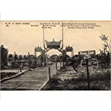 Photographic Print of WW1 - Pekin Camp, Camp for Chinese Labour Corps, Mont Kemmel by Media Storehouse