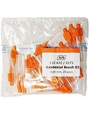 TePe Original Interdental Brushes (25 Pack) (0.45mm Orange) by Tepe