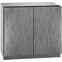 U-Line U-3036RROL-00 36 Inch Double Door Refrigerator, Solid Panel Ready (Certified Refurbished)