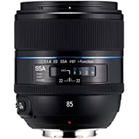 Samsung NX 85mm f/1.4  Camera Fixed Lens