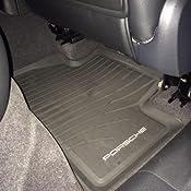 Amazon Com Genuine Porsche Macan All Weather Floor Mats